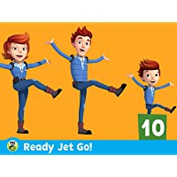 Ready Jet Go!: Volume 10