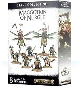 Games Workshop Warhammer Age of Sigmar: Start Collecting! Maggotkin of Nurgle