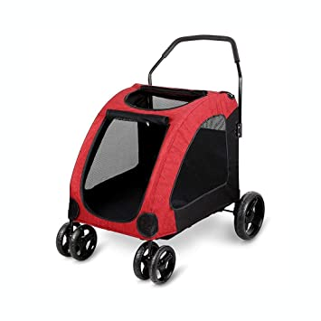 Amazon.com: Jzmzt - Carrito de transporte para mascotas ...