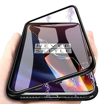 Funda OnePlus 5T, [Tecnología De Absorción Magnética][Marco ...