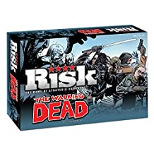 "USAopoly Risk: Walking Dead ""Survival Edition"""