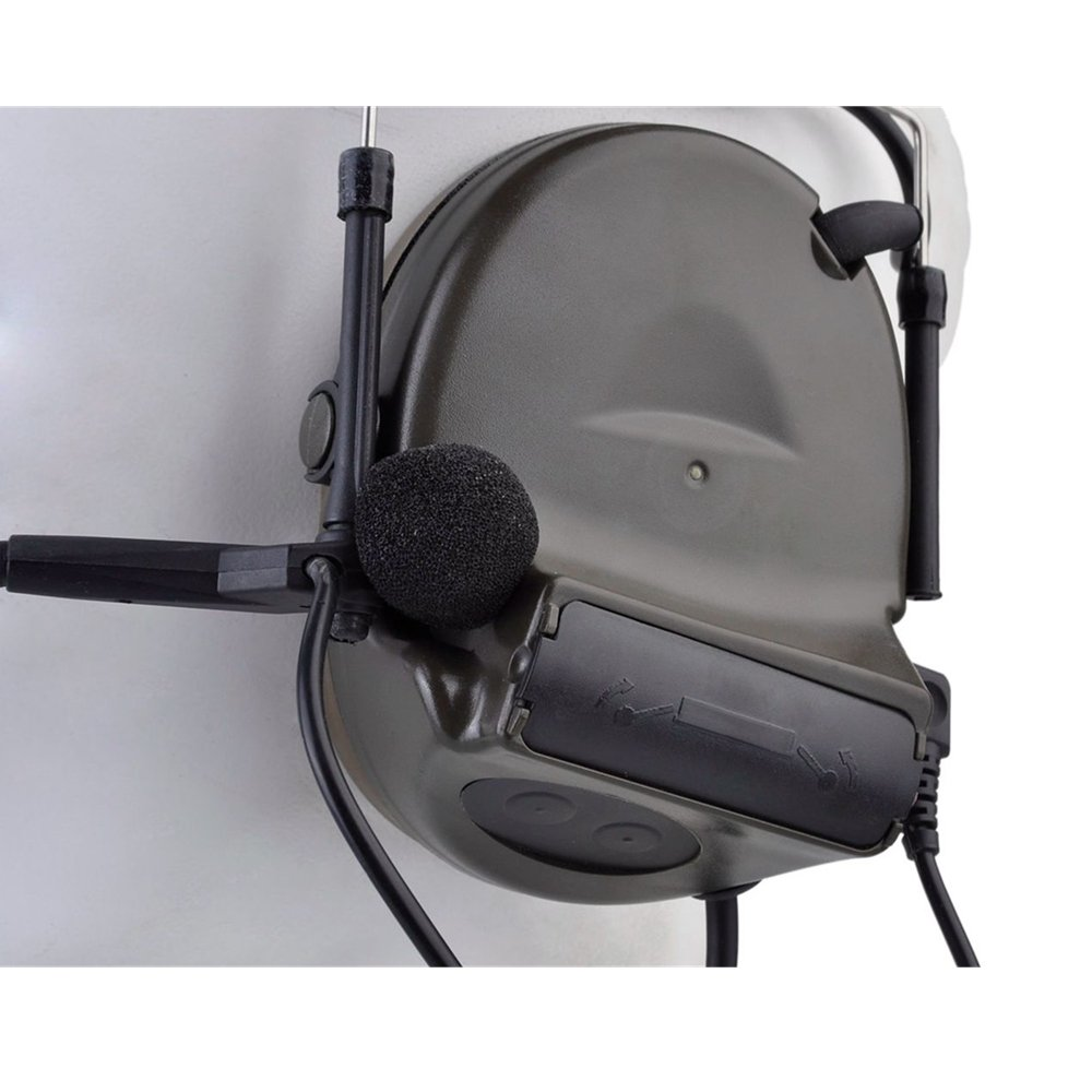 Amazon Z Tactical Headset Headphone TAC 2 Style Noise