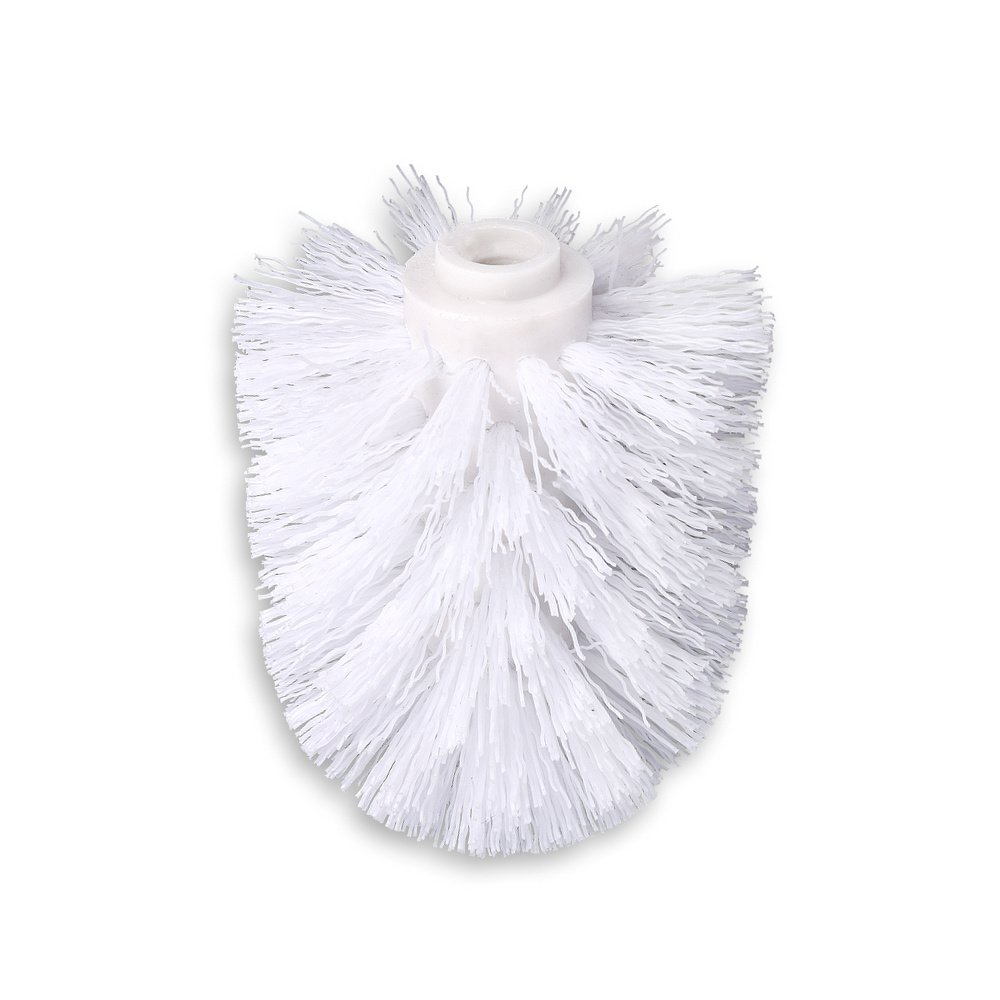 sostituibili colore bianco solo la testina confezione con 6 spazzole di ricambio per WC Schramm