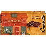 ロッテ シャルロッテ 生チョコレート 12枚×6個