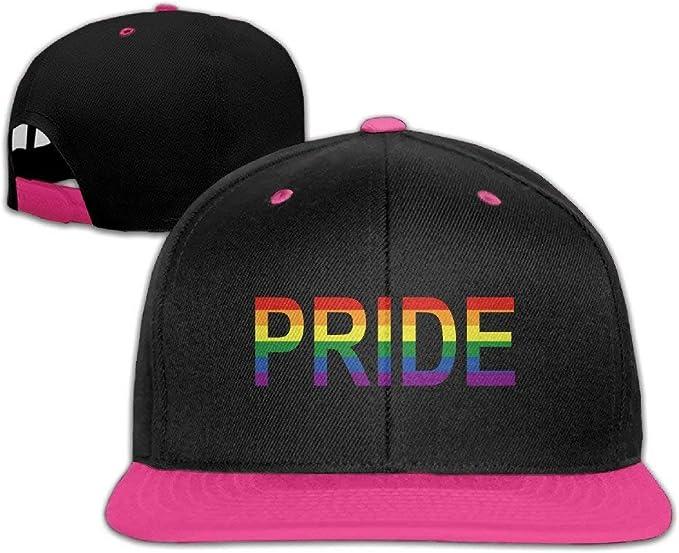 Gorra LGBT Gay Lesbian Pride Baseball Snapback Hip Hop ...
