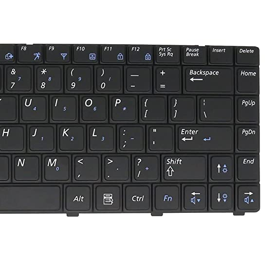 Amazon.com: S-Union New Black Laptop US Keyboard for Samsung NP-R522 NP-R520 R520 R522 R522H Series Replacement Part Number V102360HS1: Computers & ...
