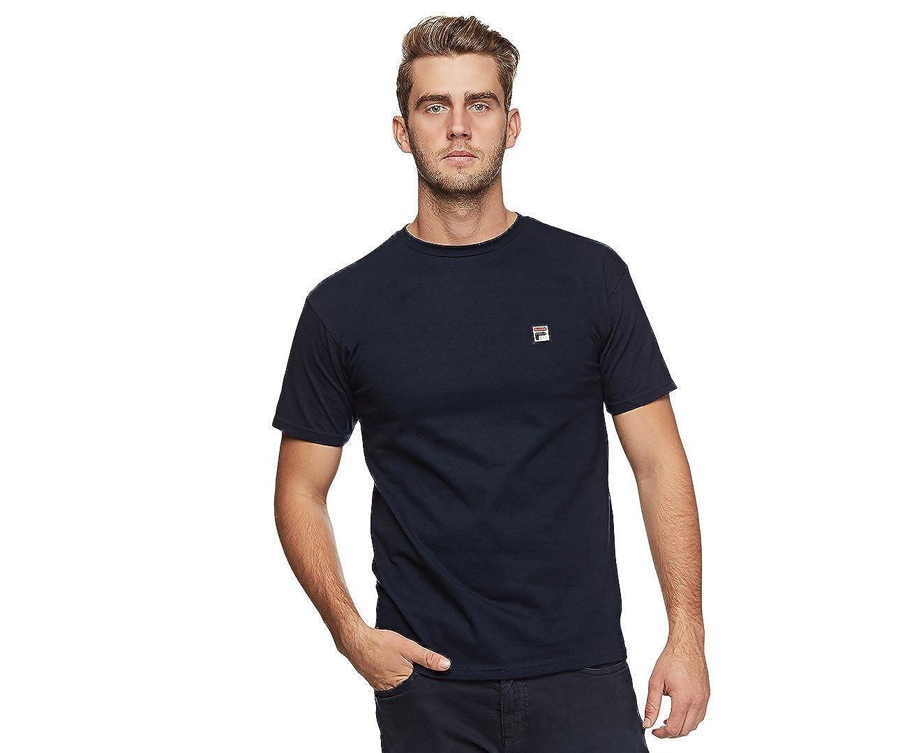 1d03eaf559b Fila Men's F Box T-Shirt: Amazon.ca: Books