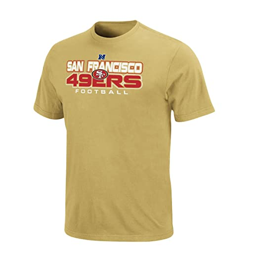74aa2caa3 Amazon.com  NFL San Francisco 49ers All Time Great IV Short Sleeve T ...