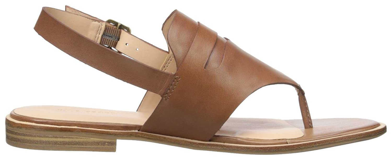 G.H. Bass & 9.5 Co. Women's Maddie Flat Sandal B01M742AAZ 9.5 & B(M) US|Cognac b26028