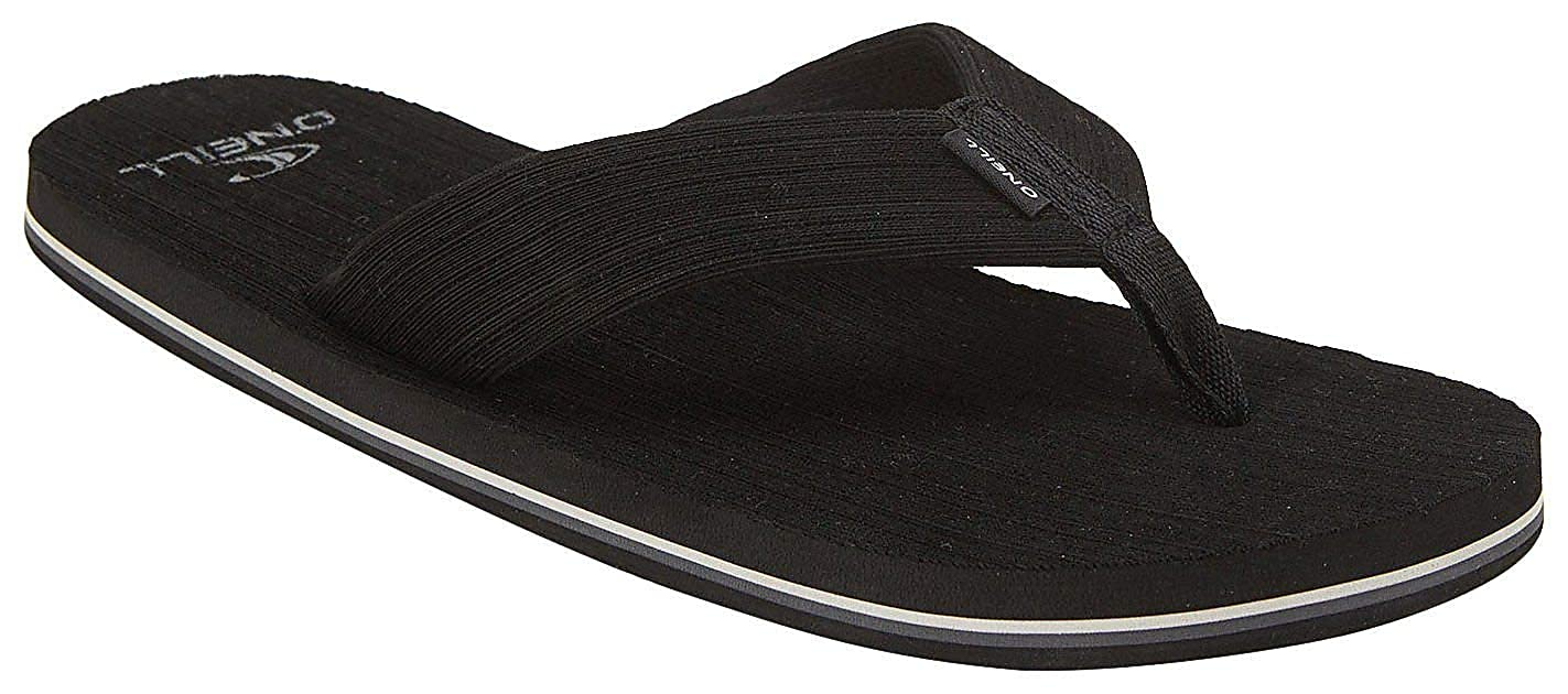 2211ab37d3c0 Amazon.com  O Neill Mens Phluff Dad Flip Flops  Shoes