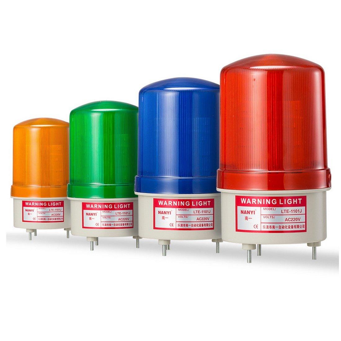 Amazon.com: WerFamily 100-110dB Buzzer Industrial AC 110V ...