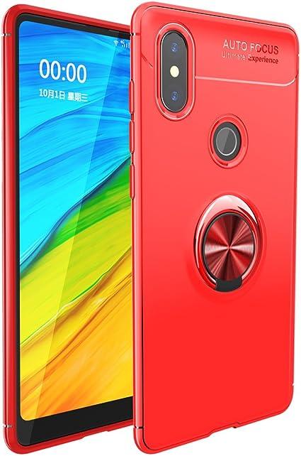 DAYNEW Funda para XiaoMi Mi Mix 2S,[Anti-Caída] 360 Grados ...