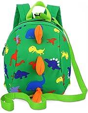 DD Toddler Boys Girls Kids Dinosaur Backpack 15bca6a4edb31
