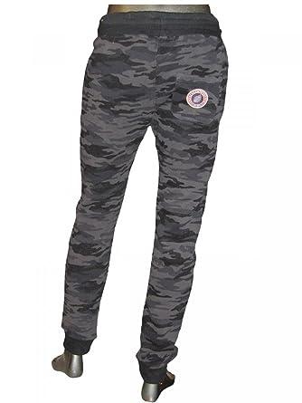 Sweet Pants-Pantalon de Jogging Kid Slim Print Camouflage Black Noir ado  Mixte  Amazon.fr  Vêtements et accessoires f54af8ced95