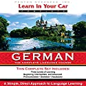 Learn in Your Car: German, Complete Rede von Henry N. Raymond Gesprochen von: uncredited
