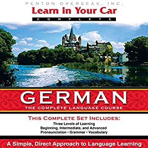 Learn in Your Car: German, Complete Speech