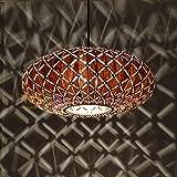 Handmade Galaxy Hanging 2-Light Pendant lamp, Made of Walnut veneer,Cut-Out Style,Bedroom,Dining room,Pendant Lamp,Ceiling Lamp,lighting