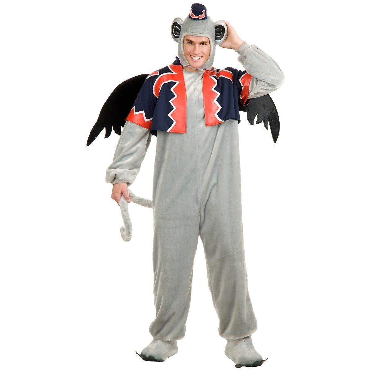 Amazon.com: Adult Men's Winged Wizard of Oz Flying Monkey Costume ...