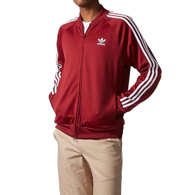 adidas BK3610 SST Relax TT Rosso Bianco  ADIDAS  Amazon.it  Sport e tempo  libero 9207222d0270