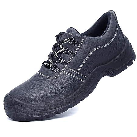 GPFSHOES Zapatos de los Hombres de Seguridad S3 ...