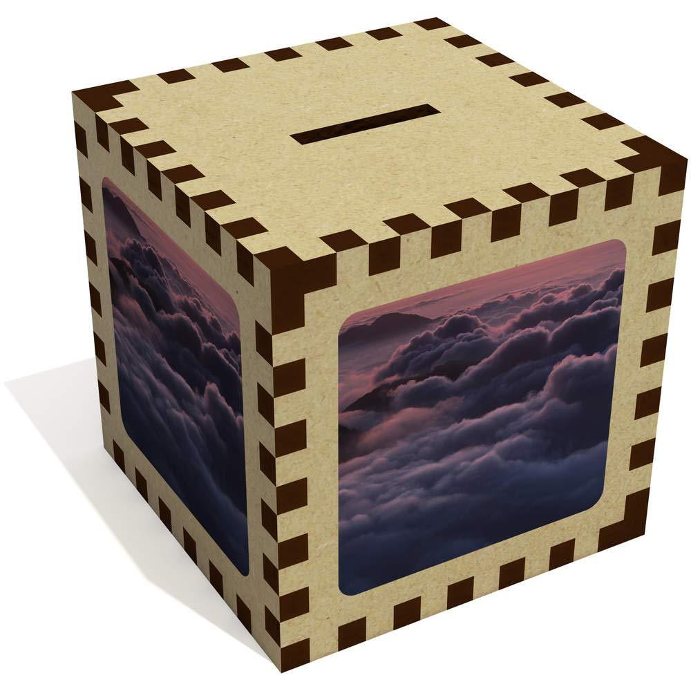 Caja Esponjosas Hucha Dinero Mb00004559 De Azeeda Nubes thrdCsQx