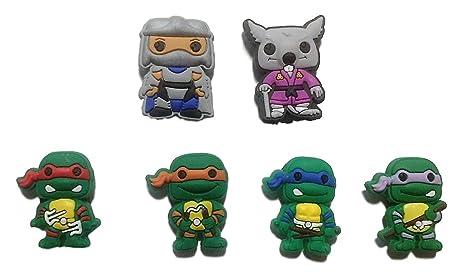 Amazon.com: Teenage Mutant Ninja Turtles Characters 1