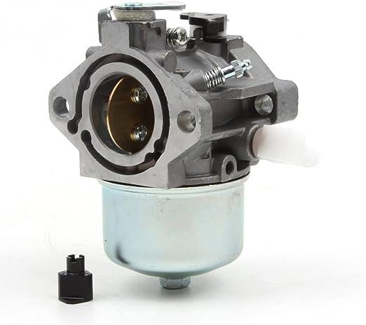 wingsmoto carburador para Briggs /& Stratton 699831/694941/Tractor cortac/ésped motores 283702/283707/284702/284707/284777