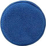 Aplicador Microfibra Redondo Vonixx Limpeza Automotiva 300gr Azul