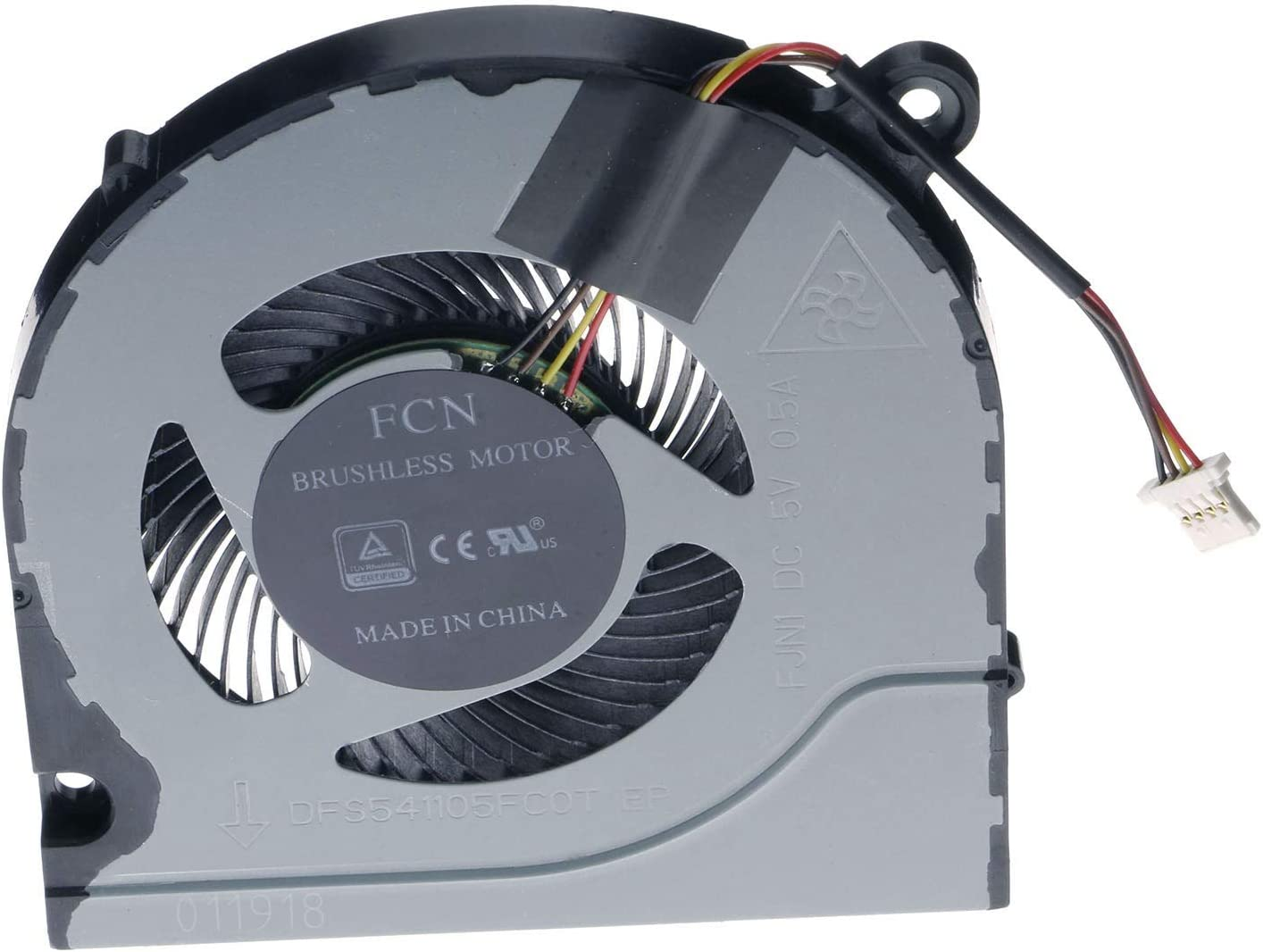 New CPU Cooling Fan for Acer Predator Helios 300 G3-571 Nitro5 AN515 AN515-51 52 AN515-41 DFS541105FC0T