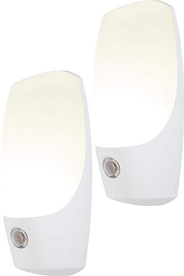 Amazoncom Energizer Automatic Nightlights 2 Pack Soft White