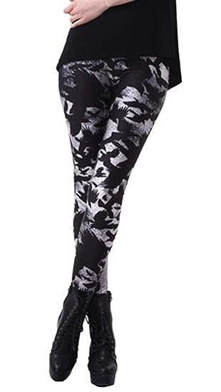 bc698a4da701d Pantalons D Été De Femmes Blanchies Collants Jeggings Leggings Pants breal Treggings  Pantalons De Plage