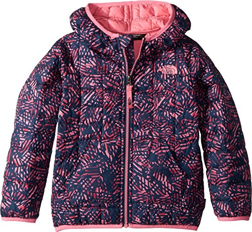 fd2b52731 The North Face Kids Baby Girl's Thermoball Hoodie (Toddler) Blue ...