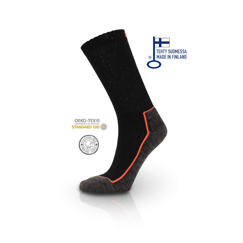 atmungsaktive weiche klimaregulierende Merino-Laufsohle Saana UPHILLSPORT Alpin-Kletter- und Wander-Socken Flextech