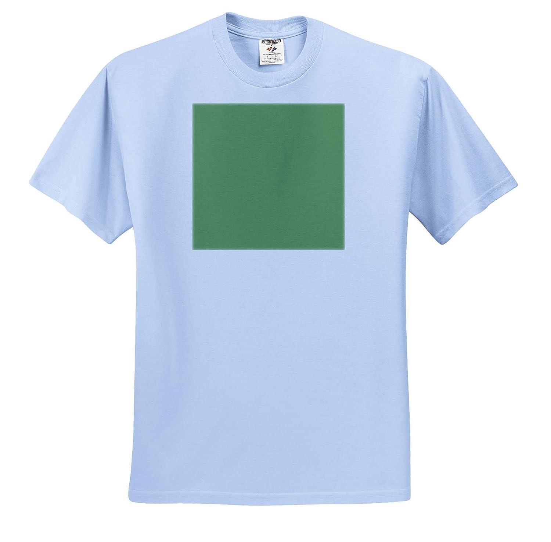 ts/_317411 Adult T-Shirt XL Color Asparagus 3dRose Kultjers Colors