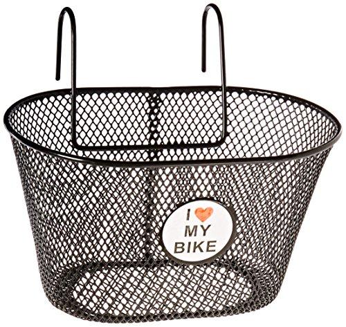 (Ventura Youth Wire Basket (Black, 25 X 15 X 14.5 cm))