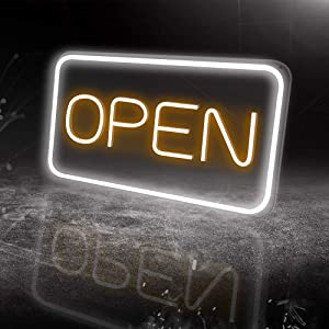 LED Neon Open Sign, 16