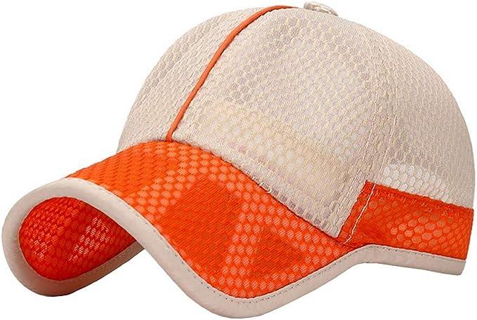 Damen Herren Sport Baseball Cap Schirmmütze Trucker Cappe Kappen Basecap Mütze