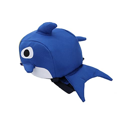 d83c55927d42 Amazon.com: Tantisy ♧↭♧ Kids Creative Shark Backpack Children ...