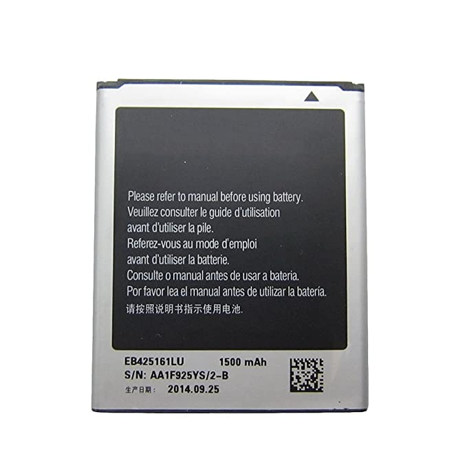 New 1500mAh Li-ion Battery for Samsung Galaxy Exhibit SGH-T599N T599N  t599(T-Mobile / MetroPCS) / Samsung Galaxy ACE II GT-I860, Ace 2 i860 -