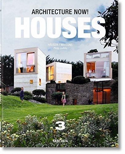 Architecture Now! Houses. Vol. 3 (Englisch) Gebundenes Buch – 4. April 2013 Philip Jodidio TASCHEN 3836535912 Architektur