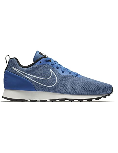 zapatillas nike runner azul