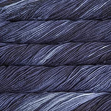 Malabrigo 100/% merino yarn Paris Night :Worsted #052: