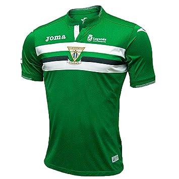 Joma CD Leganes Away, Camiseta para Hombre, Verde, XL: Amazon.es: Deportes y aire libre