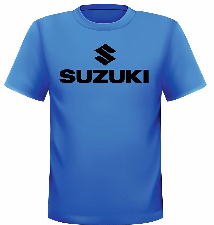 Suzuki–Camiseta Suzuki-Camiseta Streetwall