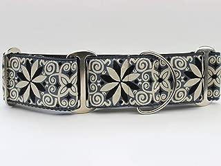 product image for Diva Dog Martingale Dog Collar - Pinwheel