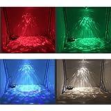 Amazon Com American Dj H2o Led Water Effect Light