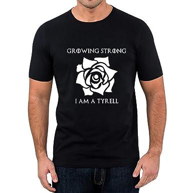 Elbster Camiseta del equipo del juego de tronos tyrell tyrell haus ...