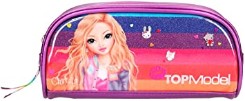 Top Model Estuche Tubular TOPModelFriends Purpurina (0010629), Multicolor (DEPESCHE 10629): Amazon.es: Juguetes y juegos