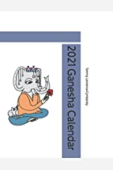 Ganesha 2021 Calendar Paperback