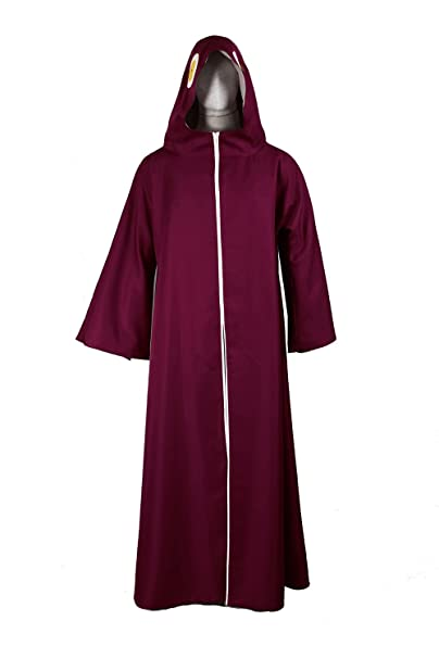 De-Cos Cosplay Costume Hidden Leaf Ninja Yakushi Kabuto ...